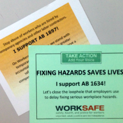 Support Workers' Rights Legislation