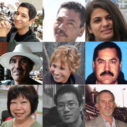 People killed on the job in California