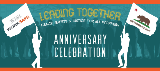 Worksafe's 35th Anniversary Celebration